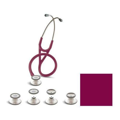 Spirit Stetoskop kardiologiczny deluxelite ss757pf 3w1 neck shape burgundowy