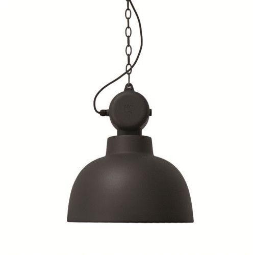 :: lampa factory m czarna matowa - m czarna matowa marki Hk living