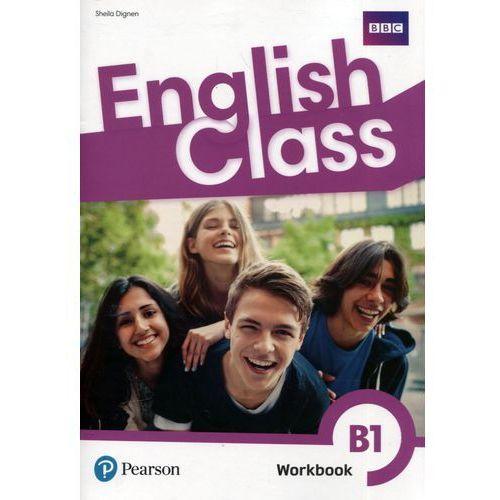 English Class B1. Klasa 8 Zeszyt Ćwiczeń + Online Homework (Materiał Ćwiczeniowy) (9788378825777)