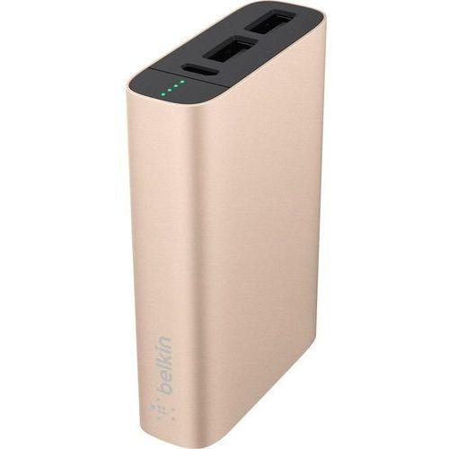 Powerbank Belkin Mixit 6600 F8M989btGLD, 6600 mAh