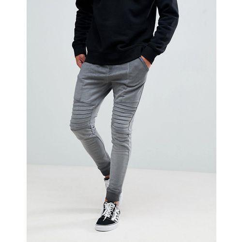 bd7048ccf415 Spodnie męskie Kolor  szary