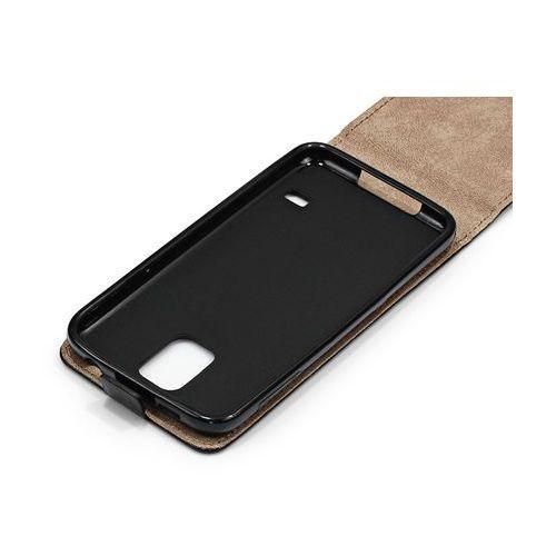 Samsung galaxy s5 mini - etui na telefon flip fantastic - folklor marki Etuo flip fantastic