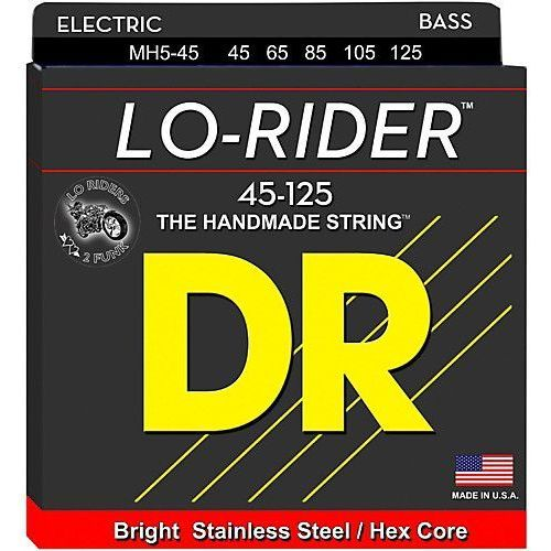 Dr mh5-45 lo rider bass 45-125