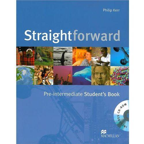 Straightforward Pre-Intermediate, Second Edition, Student's Book (podręcznik) (9780230414006). Najniższe ceny, najlepsze promocje w sklepach, opinie.