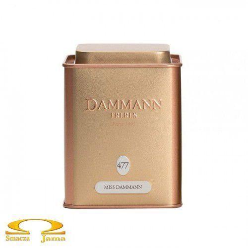 Dammann freres Herbata czarna dammann frères miss dammann 100g (3259920047436)
