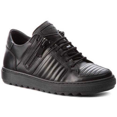 Sneakersy - mmfw01041-le300001 black 9000, Antony morato, 40-45