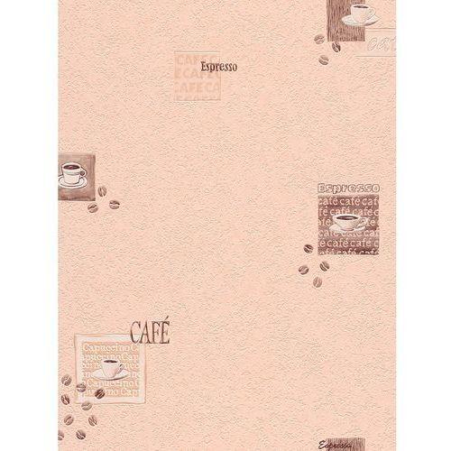 Tapeta winylowa Cafe beżowa 53 cm x 10 m (4000441815719)