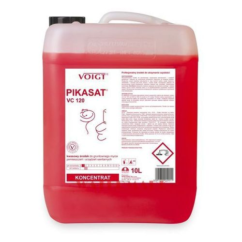 Voigt Pikasat 10l vc120 kamień w toalecie - wypróbuj mocny koncentrat