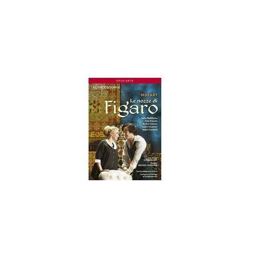 Opus arte W. a. mozart: le nozze di figaro, glyndebourne festival 2012