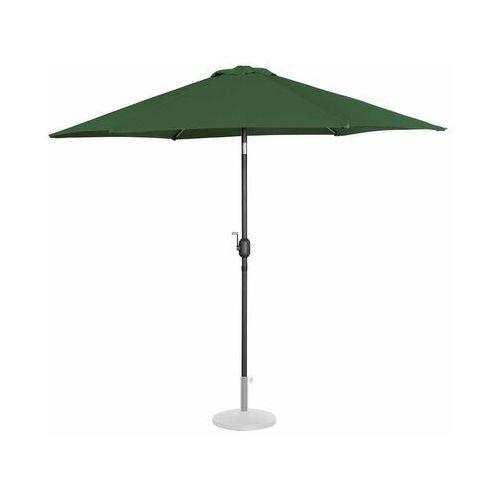 Uniprodo Parasol ogrodowy - Ø270 cm - zielony UNI_UMBRELLA_R270GR - 3 LATA GWARANCJI