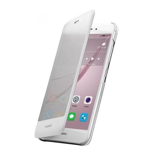 Forever Etui Flip Cover do Huawei Nova, Białe (51991768) Darmowy odbiór w 20 miastach! (6901443140404)