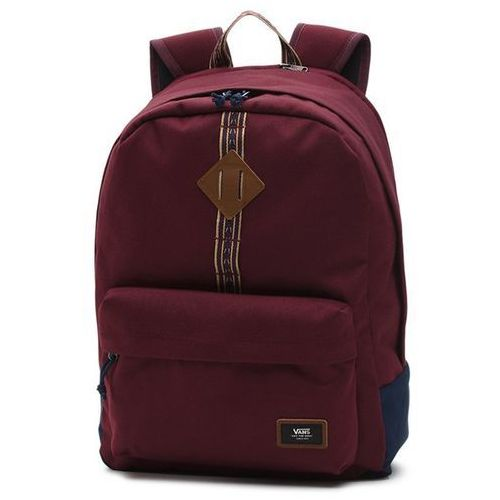 Vans Plecak - old skool plus backpack port royale-dress blues (8aa) rozmiar: os