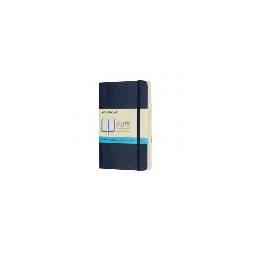 Moleskine Notatnik classic p kropki, miękka oprawa, szafirowy