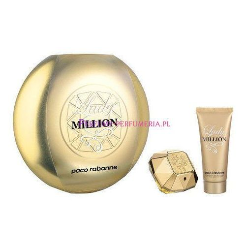 Paco Rabanne Lady Million Woman 100ml EdP