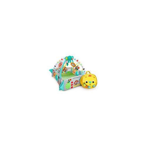 Mata edukacyjna Plac zabaw Deluxe z pi�eczkami Bright Starts
