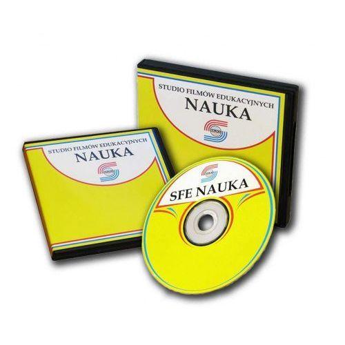 Chemia d - dvd - właściwości fizyczne pierwiastków i związków chemicznych marki Nauka studio filmów edukacyjnych