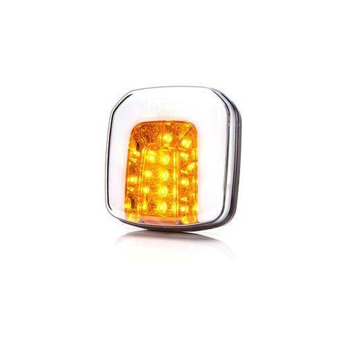 Lampa LED przednia 2 funkcje 12V-24V 1177