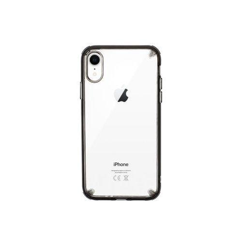 Apple iPhone XR - etui na telefon Ringke Fusion - czarny, ETAP784RGFUSMB000