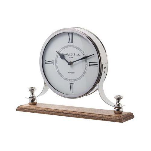 Dekoria zegar kominkowy monasteria 35,5x9x26,5cm, 35,5 × 9 × 26,5 cm