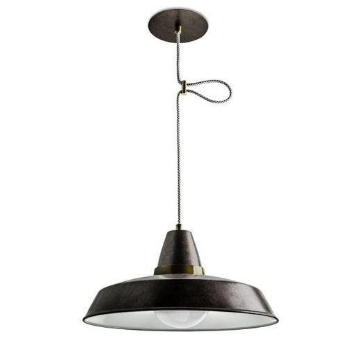 lampa wisząca VINTAGE postarzały brąz, LEDS C4 00-1799-S4-CG