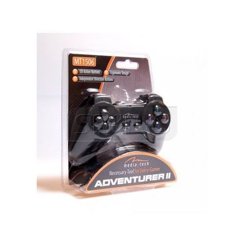 GAMEPAD CYFROWY MEDIA-TECH MT1506