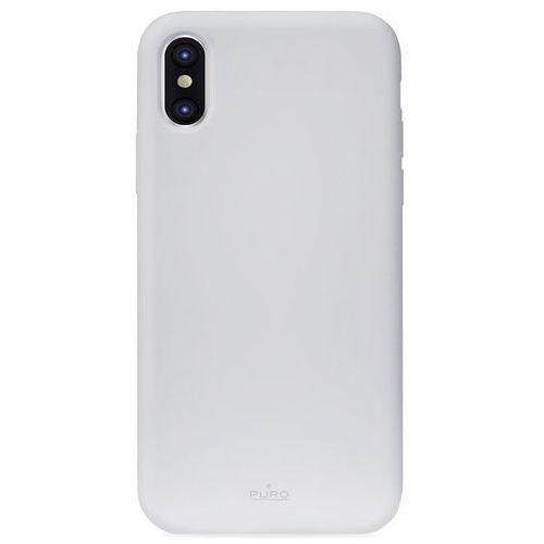 Puro icon cover etui obudowa iphone xr (jasny niebieski) limited edition