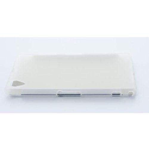 Geffy - Etui Sony Xperia Z1 TPU mat clear (5901832420880)