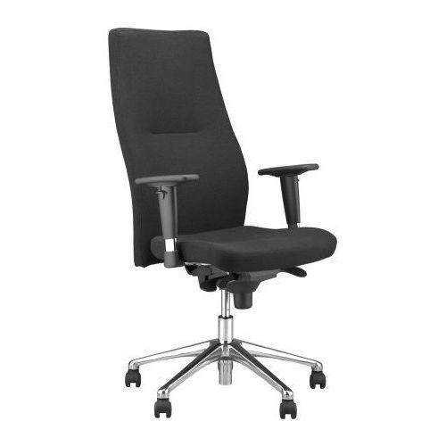 Nowy styl Fotel biurowy orlando hb r16h steel 28 chrome