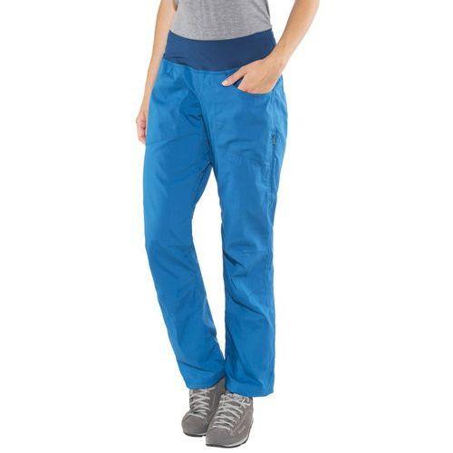 Arc'teryx levita spodnie długie kobiety niebieski 34 2018 spodnie wspinaczkowe (0686487205475)