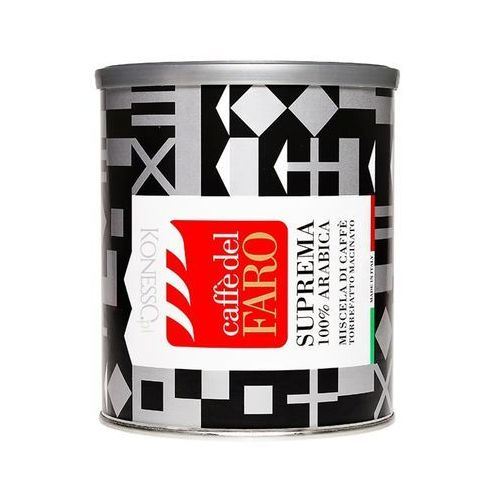 Kawa mielona Caffe del Faro Suprema 100% Arabica 250g - sprawdź w wybranym sklepie