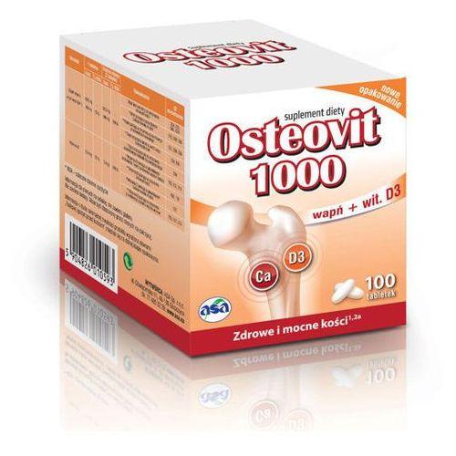 Asa sp. z o.o. Osteovit 1000 x 100 tabl.