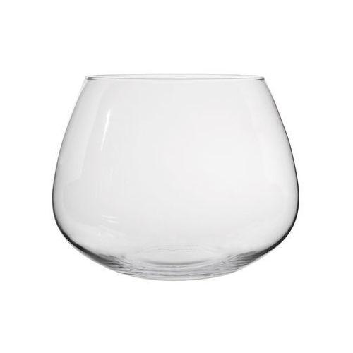 Black red white Wazon szklany (5901440616996)