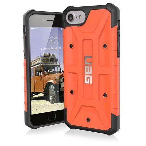 Obudowa apple iphone 7 pomarańczowy - pomarańczowy marki Urban armor gear