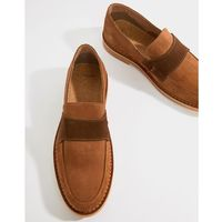 desert loafer - tan, Selected homme