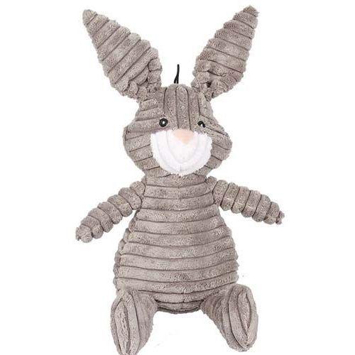 Happypet Pluszowy królik dla psa z piszczałką marki