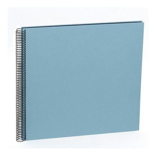 Album na zdjęcia Uni Economy białe karty duży błękitny (4250540901046)