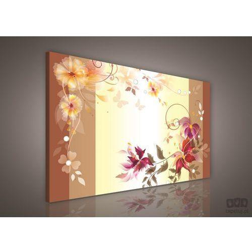 Obraz Prosty wzór z kwiatami PP270