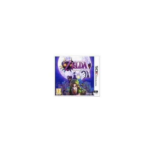 Nintendo The legend of zelda: majora's mask 3ds