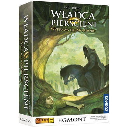 Egmont , gra strategiczna władca pierścieni: wyprawa do mordoru (5908215006143)