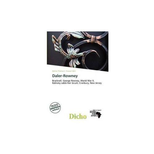 Daler-Rowney (9786138056584)