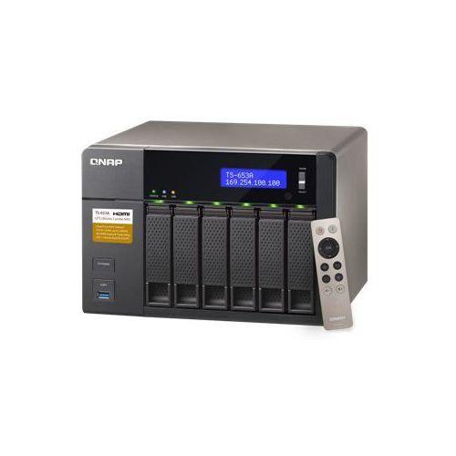 QNAP TS-653A-4G 6x0HDD 4GB 1.6GHZ 4xLAN USB3.0