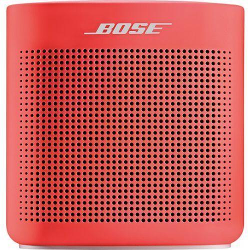Głośnik mobilny BOSE Soundlink Color BT II Czerwony