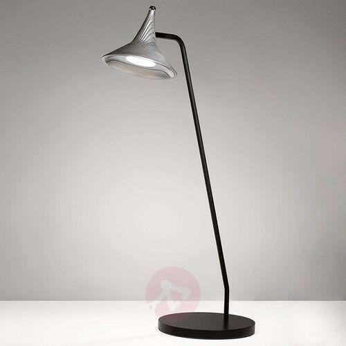 Artemide unterlinden lampa stołowa aluminium 2700k