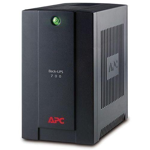 Zasilacz awaryjny UPS APC BX700UI Back-UPS 700 VA, 230 V, AVR, gniazda IEC