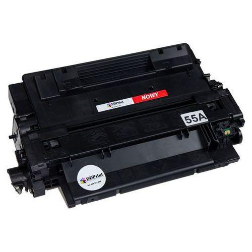 Toner 55a - ce255a do hp laserjet p3015, p3015d, p3015dn, enterprise 500, m521,m525, - nowy - zamiennik marki Dragon