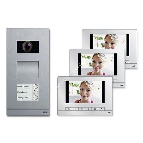 ABB Zestaw wideodomofonowy (83121/3-660-500) 83121/3-660-500 - Autoryzowany partner ABB, Automatyczne rabaty.