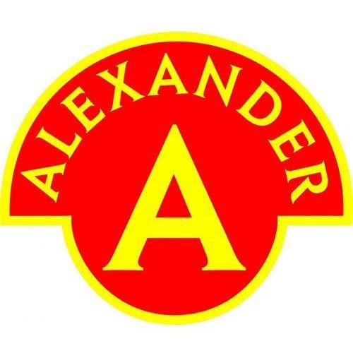 Alexander Mały konstruktor maszyn rolniczych