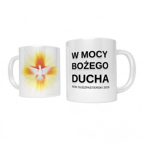 Kubek ceramiczny W mocy Bożego Ducha, ACH088
