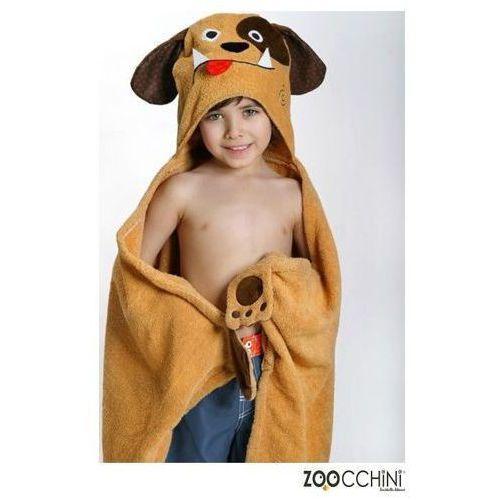 ręcznik z kapturem - pies duffy marki Zoocchini