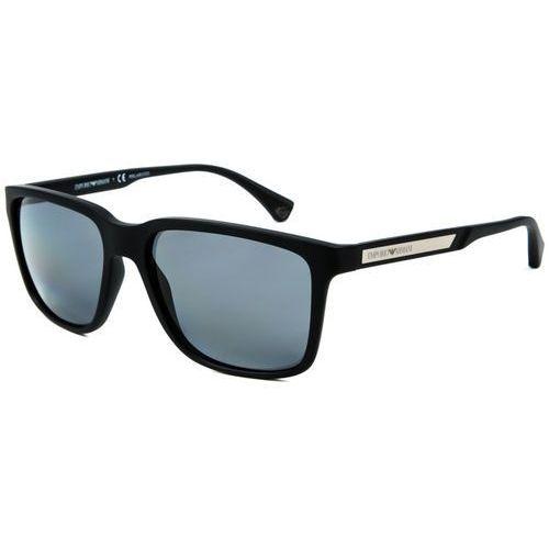 Emporio armani Okulary słoneczne ea4047 polarized 506381